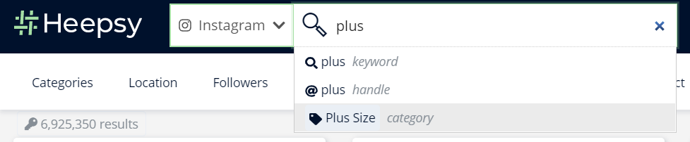 A screenshot showing a user typing